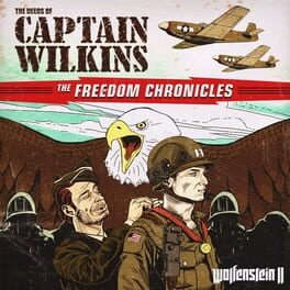 Buy Wolfenstein II: The New Colossus - The Amazing Deeds of Captain Wilkins cd key
