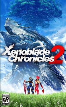 Xenoblade Chronicles 2 - Cover Image