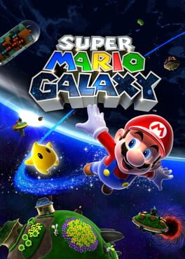 Super Mario Galaxy - Cover Image