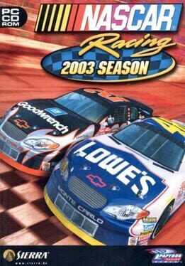 NASCAR Racing 2003 Season - Cover Image