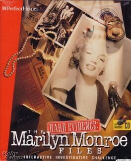 Hard Evidence: Marilyn Monroe Files