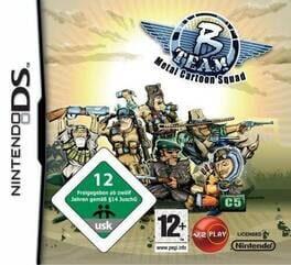 B Team: Metal Cartoon Squad