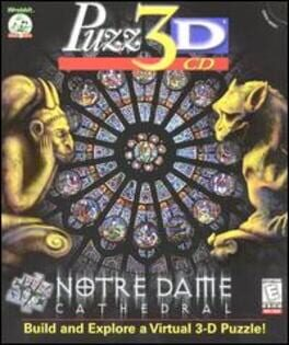 Puzz 3D: Notre Dame Cathedral