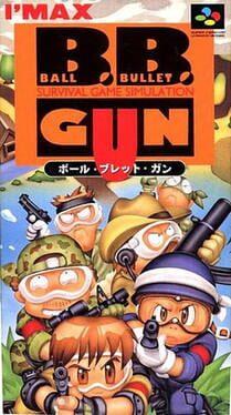 Ball Bullet Gun: Survival Game Simulation
