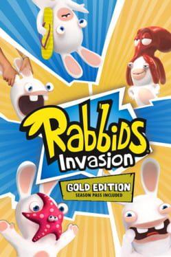 RABBIDS INVASION – GOLD EDITION