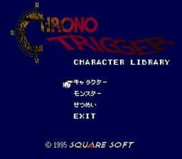 Chrono Trigger: Character Library
