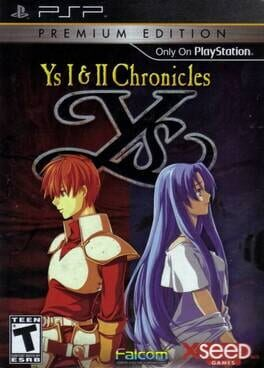 Ys I And II Chronicles JPN2CH PSP ISO Free Download