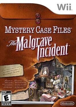 Mystery Case Files: The Malgrave Incident