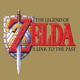 The Legend of Zelda: A Link to the Past - Cover Image