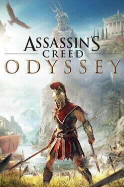 Assassin's Creed: Odyssey - Cover Image