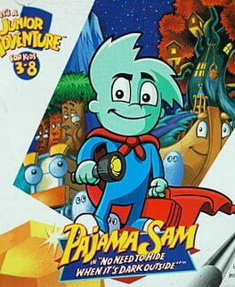 Pajama Sam In: No Need to Hide When It's Dark Outside