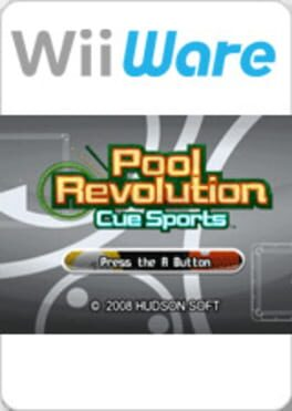 Cue Sports: Pool Revolution