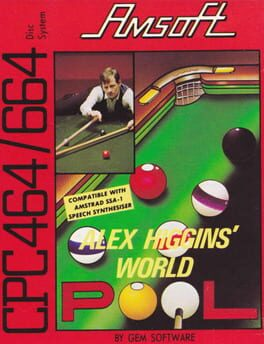 Alex Higgins' World Pool