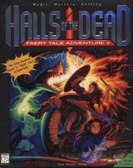 Halls of the Dead: Faery Tale Adventure II