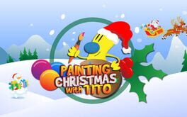 Painting Christmas with Tito