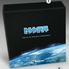 Mass Effect: Polish Collector's Edition