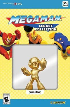 Mega Man Legacy Collection Collectors Edition