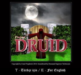 Project Druid – 2D Labyrinth Explorer-