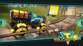 Trucksform3d Offroad 3D Shooting Bigfoot Endless Racing Truck