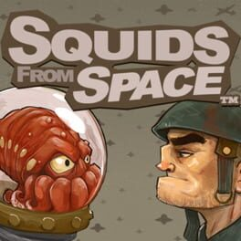 SQUIDS FROM SPACE