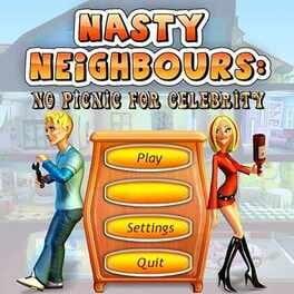 Nasty Neighbors: No Picnic for Celebrity