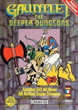 Gauntlet: The Deeper Dungeons