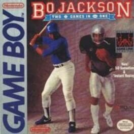 Bo Jackson: Two Games in One