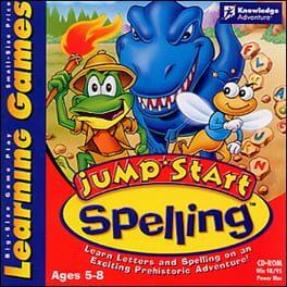 Jump Start Spelling