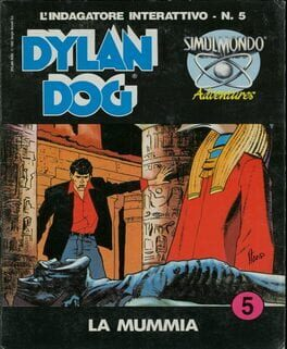 Dylan Dog: La Mummia