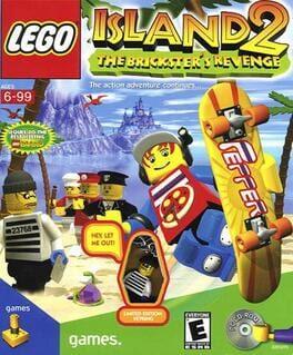 Lego Island 2 The Brickster's Revenge