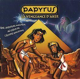 Papyrus : La Vengeance d'Aker