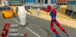 Super Spider Strange Hero 3D