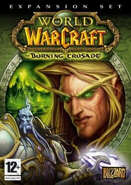 World of Warcraft: The Burning Crusade cover