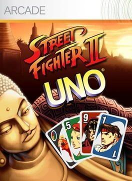 Street Fighter II Uno