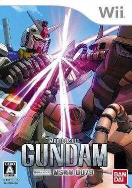 Mobile Suit Gundam: MS Sensen 0079