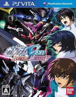 Mobile Suit Gundam SEED: Battle Destiny