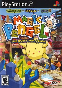 Magic Pengel: The Quest for Color