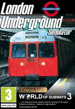 London Underground Simulator – World of Subways Vol.3