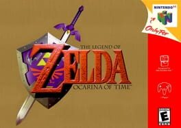 The Legend of Zelda: Ocarina of Time - Cover Image