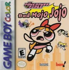 Powerpuff Girls: Bad Mojo Jojo