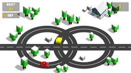 Pixel Traffic: Circle Rush