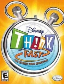 Disney Think Fast: The Ultimate Trivia Showdown