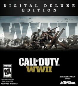 Call of Duty: WWII – Digital Deluxe Edition