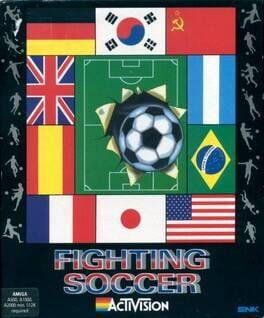 Fighting Soccer