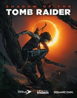 Shadow of the Tomb Raider - Cover Image