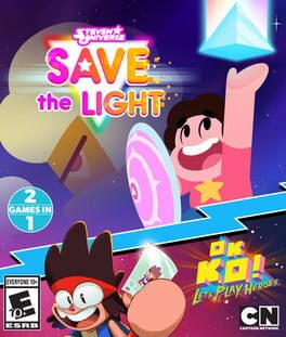 Steven Universe: Save the Light & OK K.O.! Let's Play Heroes Combo Pack