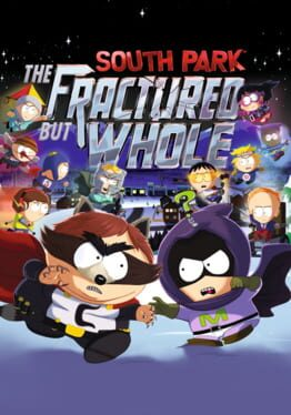 Buy South Park: The Fractured But Whole PS4  CD key – compare prices