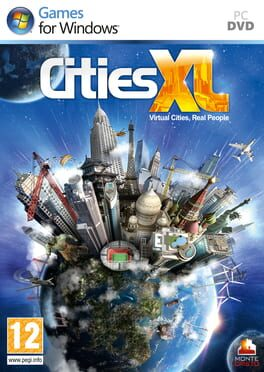 постер игры Cities XL
