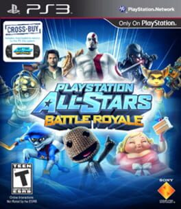 постер игры PlayStation All-Stars Battle Royale
