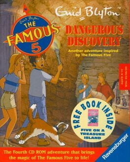 The Famous Five: Dangerous Discovery